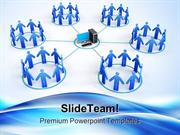 Networking01 Business PowerPoint Templates And PowerPoint Backgrounds