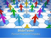 Networking Concept Business PowerPoint Themes And PowerPoint Slides pp