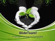 New Life Nature PowerPoint Themes And PowerPoint Slides ppt designs