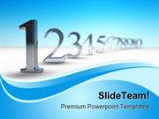 Number CountDown Education PowerPoint Templates And PowerPoint Backgro