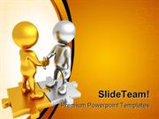 Pact Is Made Handshake PowerPoint Templates And PowerPoint Backgrounds