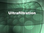 ultrafiltration_rajesh ghosh