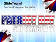 Patriot Day Americana PowerPoint Templates And PowerPoint Backgrounds