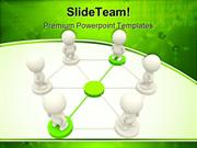 People Networking Business PowerPoint Themes And PowerPoint Slides ppt