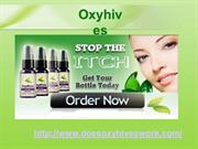 Oxyhives Work Naturally Without Side-Effects