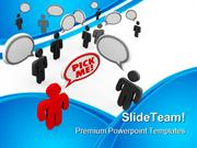 Pick Me Leadership PowerPoint Templates And PowerPoint Backgrounds 091