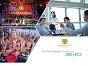 Business Support Programs 2012-2013