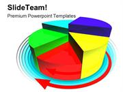 Pie Diagram Business PowerPoint Templates And PowerPoint Backgrounds p