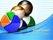 Pie Icon Business PowerPoint Templates And PowerPoint Backgrounds ppt