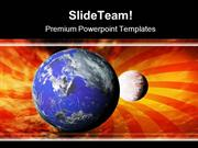 Planets Geographical PowerPoint Templates And PowerPoint Backgrounds p