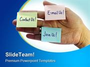 Post It Notes Internet PowerPoint Templates And PowerPoint Backgrounds