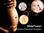 Pregnancy Concept Family PowerPoint Backgrounds And Templates ppt layo