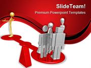 Quality Scale Leadership PowerPoint Templates And PowerPoint Backgroun