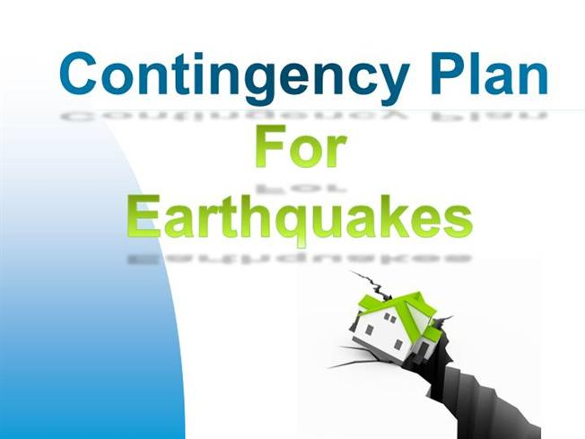 PRINCIPLES of PLANNING AND CONTINGENCY PLANNING authorSTREAM – Simple Contingency Plan Example