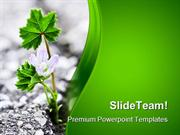 Ray Of Hope Business PowerPoint Themes And PowerPoint Slides ppt desig