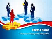 Recruitment For Job Competition PowerPoint Templates And PowerPoint Ba