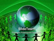 Recycle The World Global PowerPoint Themes And PowerPoint Slides ppt d