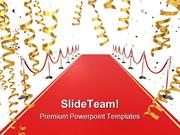 Red Carpet Background PowerPoint Templates And PowerPoint Backgrounds