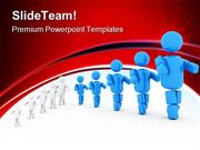 Right Way Leadership PowerPoint Templates And PowerPoint Backgrounds p