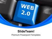 RSS Web 2.0 Computer PowerPoint Templates And PowerPoint Backgrounds p