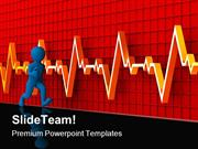 Running Men Health PowerPoint Templates And PowerPoint Backgrounds ppt
