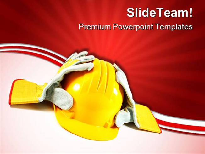Safety Construction Powerpoint Templates And Powerpoint Background – Safety Powerpoint Template