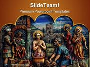 Saint Vitus Religion PowerPoint Templates And PowerPoint Backgrounds p