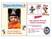 Josiah's 2nd BIRTHDAY