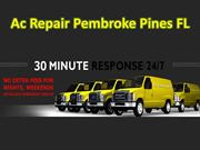Ac Repair Pembroke Pines FL