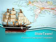 Shipping Worldwide Travel PowerPoint Templates And PowerPoint Backgrou