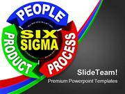 Six Sigma Principles Business PowerPoint Templates And PowerPoint Back