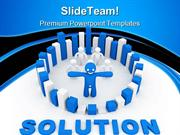 Solution Alternative Concept01 Business PowerPoint Templates And Power