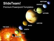 Solar System Science PowerPoint Templates And PowerPoint Backgrounds p