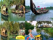 Presentation Of Kerala Tourist Attractions