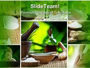 Spa Mix Beauty PowerPoint Templates And PowerPoint Backgrounds ppt the