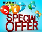 Special Offer Sales PowerPoint Templates And PowerPoint Backgrounds pp