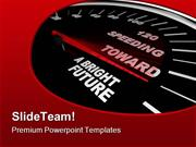 Speeding Towards Future PowerPoint Templates And PowerPoint Background