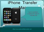 Best iPhone File Transfer Software Transfers Data Efficiently