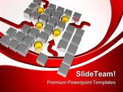 Spheres Leadership PowerPoint Templates And PowerPoint Backgrounds ppt