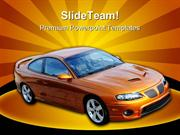 Sports Car Travel PowerPoint Templates And PowerPoint Backgrounds ppt