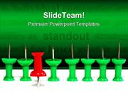 Stand Out02 Leadership PowerPoint Templates And PowerPoint Backgrounds