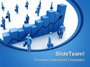 Statistics Graph Business PowerPoint Themes And PowerPoint Slides ppt