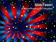Stripe Background Americana PowerPoint Templates And PowerPoint Backgr