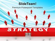 Strategy Business PowerPoint Templates And PowerPoint Backgrounds ppt