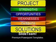 Swot Analysis Business PowerPoint Templates And PowerPoint Backgrounds