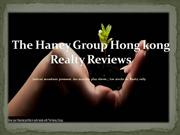 The Haney Group Hong kong Realty Reviews
