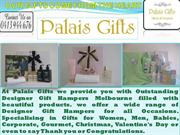 Gift Hampers Australia - Perfect Gift Items for the Season