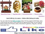 Send Gifts by Occasion - Online Gifts Delivery in India