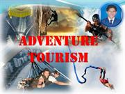 Adventure Tourism ppt