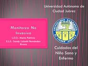 Monitoreo No Invasivo Sandy Hernandez